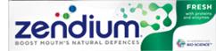 Zendium: οδοντόκρεμα Fresh