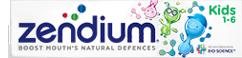 Zendium: οδοντόκρεμα Kids 1-6