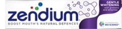 Zendium: οδοντόκρεμα Gentle Whitening